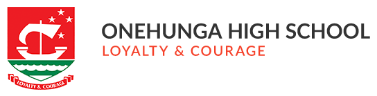 Onehunga High School logo
